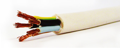 PVC insulated and sheathed flexiblecords (PP/J)